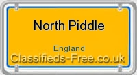 North Piddle board